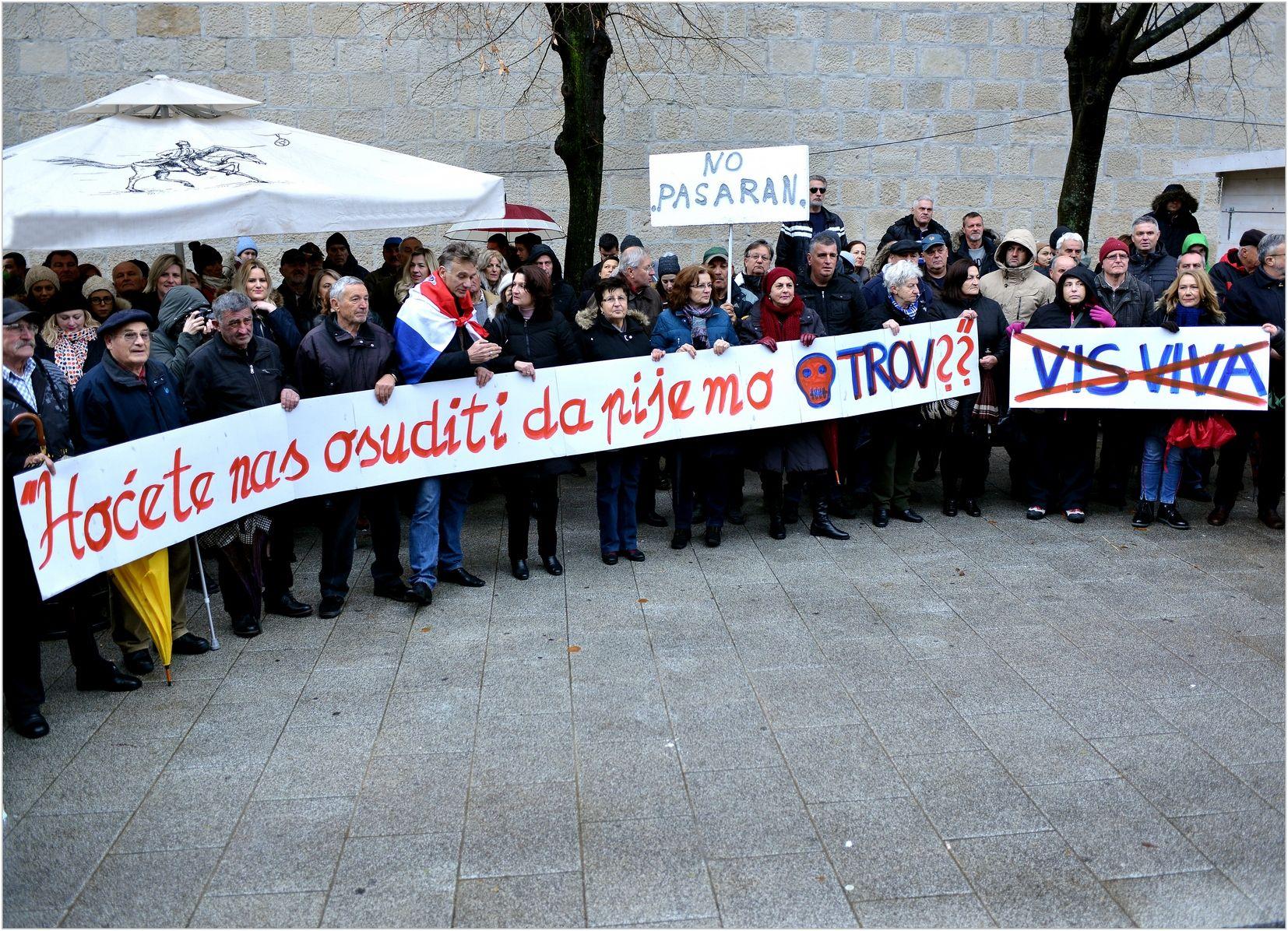 1. Ne termoelektrani Peruća, ne damo te Cetino .....