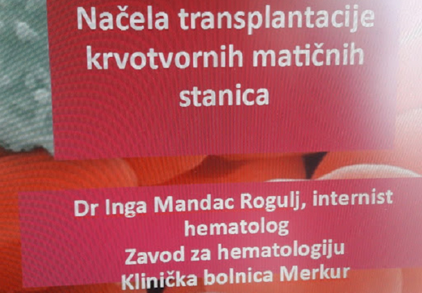 predavanje dr. Inga Mandac Rogulj, internist