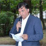 U ime organizatora o ovom povijesnom događaju govorio je Darko Bilandžić pred sinjske podružnice UHDVDR a
