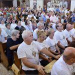 U Crkvi Čudotvorne Gospe Sinjske služena je sveta misa zahvalnica za Domovinu i preminule hrv branitelje