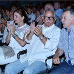Među brojnom publikom koncertu je nazočila gradonačelnica Sinja i njen savjetnik za kulturu Goran Ugrin
