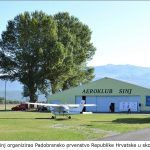 Aeroklub Sinj organizirao Padobransko prvenstvo Republike Hrvatske u skokovima na cilj x