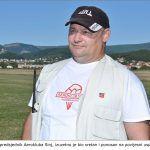 Zvonko Kovačević predsjednik Aerokluba Sinj izuzetno je bio sretan i ponosan na povijesni uspjeh svojih padobranaca x