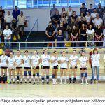 Rukometašice Sinja otvorile prvoligaško prvenstvo pobjedom nad odličnom ekipom Osijeka x