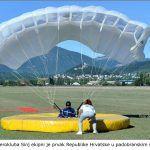 Ekipa Sinj aerokluba Sinj ekipni je prvak Republike Hrvatske u padobranskim skokovima na cilj x