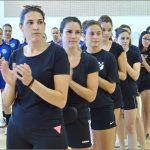 Na turniru su sudjelovale četiri ekipe HŽRK Grude ŽRK Dalmatinka iz Ploča ŽRK Split