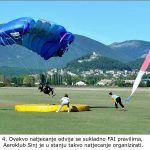 Ovakvo natjecanje odvija se sukladno FAI pravilima Aeroklub Sinj je u stanju takvo natjecanje organizirati x