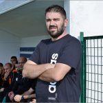 Trener domaćih Ivan Radeljić nije krio ponos predstavom svojih igrača