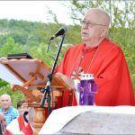 Fra Bože Norac Kljajo na kraju misnog slavlja zahvalio je svim vjernicima i donatorima sto su pripomogli ovu komemoraciju