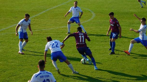 OSK Hajduk utakmica