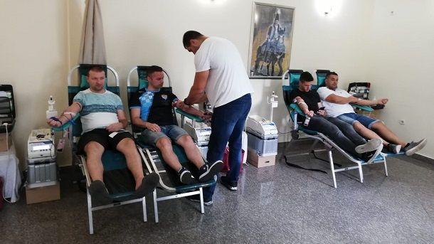 darivanje krvi hrvacew