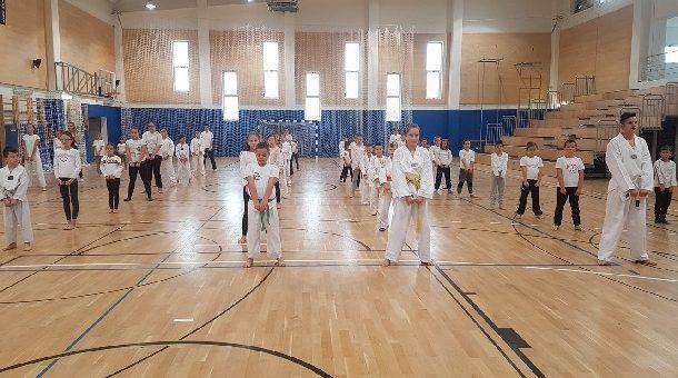 taekwondo klub osinium