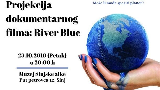 Cover Projekcija filma River Blue
