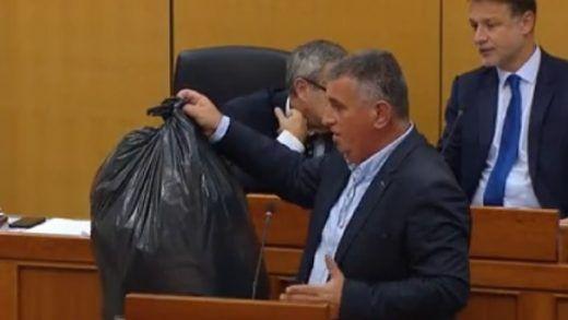 bulj smeće