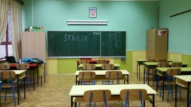 strajk u skolama