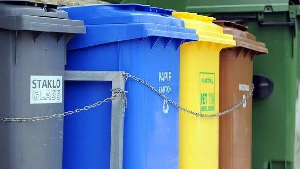 mijesani otpad
