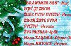 Božićni koncert Hrvace