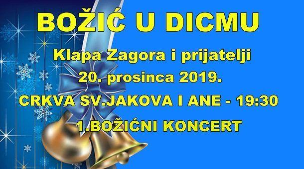 Plakat klapa Zagora