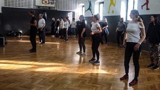 plesni centar vila