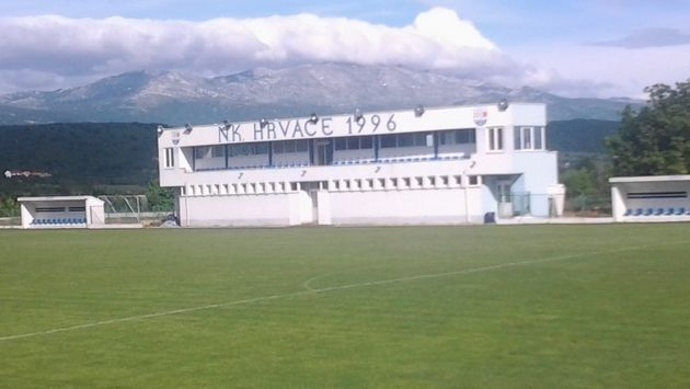 hrvace stadion