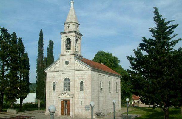 Crkva Trilj