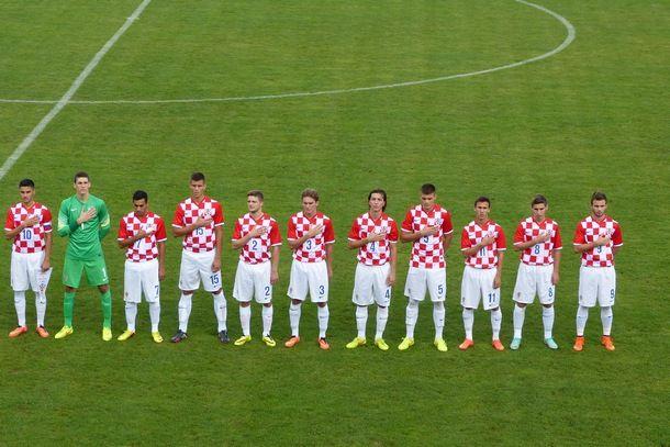 Htvatska U19