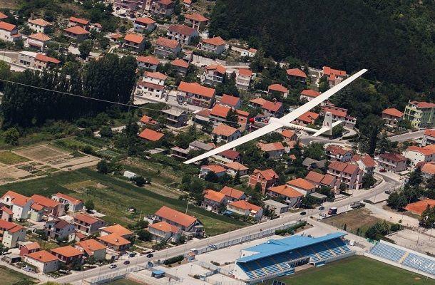 Sinj, 050715. 7. drzavno prvenstvo u zrakoplovnom jedrenju na sportskom aerodromu Piket u Sinju. Foto: Milan Sabic / CROPIX