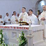 Novozaređeni član Hrvatske dominikanske provincije fr Josip Dolić ujedno je slavio svoju mladu misu