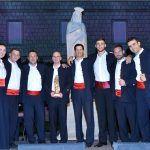 Najveći broj glasova publike i zlatni kip s likom Gospe Sinjske dobila je klapa Praska iz Podstrane