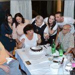 Uvik torta dolazi na kraju SRITAN rođendan HIT radiu Bog Vam da zdravlja i puno lipi emisija