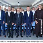 U Hrvacama održana svečana sjednica Općinskog vijeća povodom Dana Općine Hrvaca x
