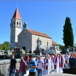 U triljskom naselju Bisko svečano proslavljen blagdan svetog Mateja