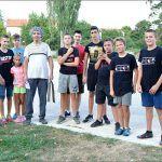 Bore Lee organizira Sportski polet za djecu od do godina