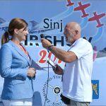 Priredbu je otvorila gradonačelnica Sinja Kristina Križanac nakon čega je počeo raznovrsni program
