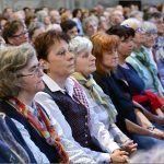 Program je trajao šest sati a svečanu misu je predvodio Bečki kardinal Christoph Schonborn