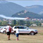 Letni prikaz mogućnosti sportsko rekreacijskih zrakoplova gledatelje je ostavljao bez daha