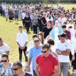 Slavlje je počelo procesijom oko tinjak vjernika iz Bitelića Dabra Vučipolja Zasioka