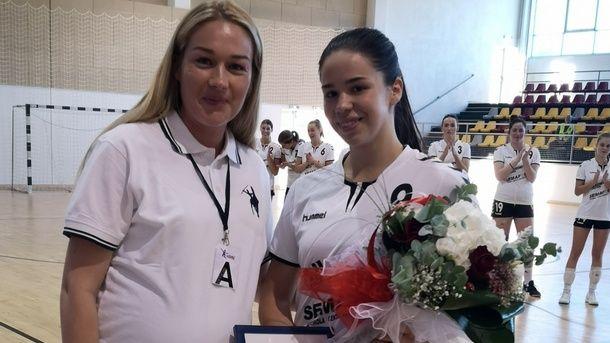 Marina Pavić i Nikolina Laco