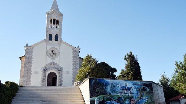 hrvace crkva