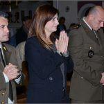 Gradonačelnica Kristina Križanac je nazočila svečanoj misi tako je i merita