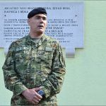 Bojnik Dražen Mazalin izaslanik ministra obrane Damira Krstičevića