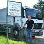 Miro Bulj zaustavio na Kukuzovcu kamion s vrgoračkim smećem