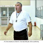 Trener sinjanka Ivo Vukasović Para nije štedio glas vidi se iz priloženog x