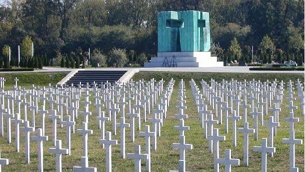 vukovar memorijalno groblje