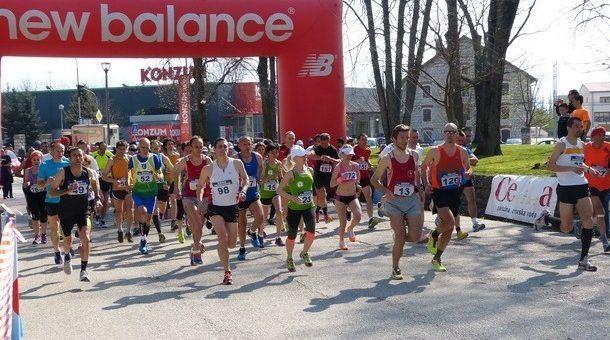 Trčanje polumaraton