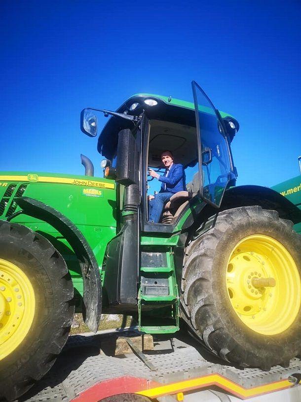 otok traktor