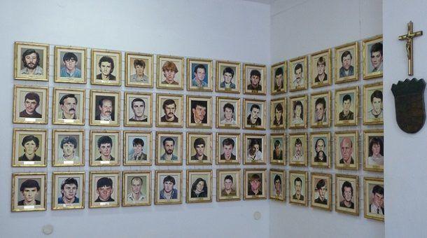 spomen soba poginulih branitelja