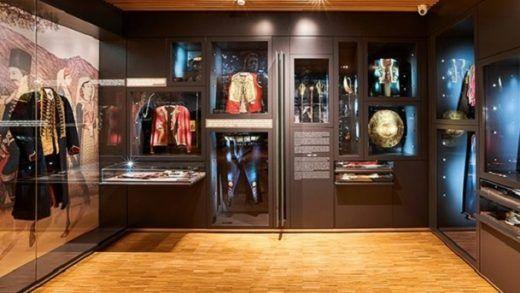 muzej sinjske alke unutrasnjost