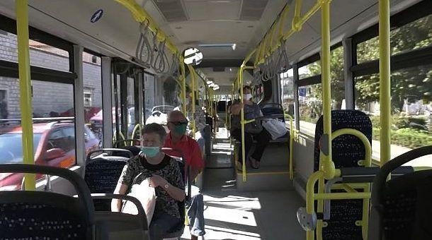 maske autobus