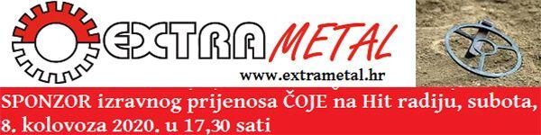 extrametal banner